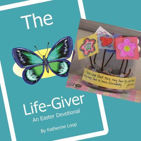 The Life-Giver: Easter Devotional