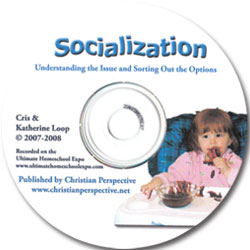 Socialization: Understanding the Issue and Sorting Out the Options