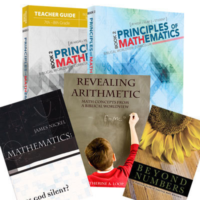 Biblical Math Products