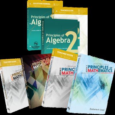 Junior High/High School Math Curriculum