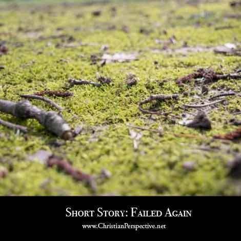 Short Story: Failed Again
