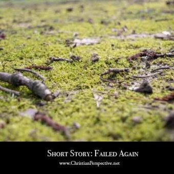 Short Story: Failed Again