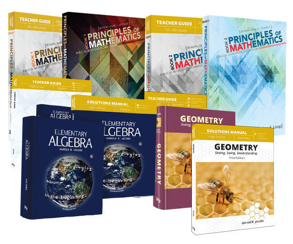 Junior High/High School Math Curriculum