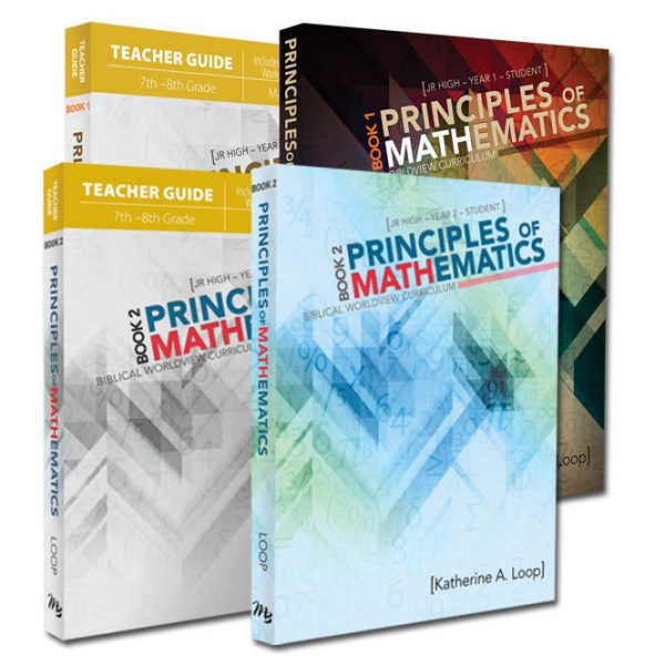 Junior High Math Curriculum