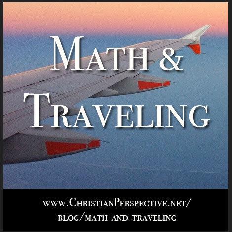Math & Traveling