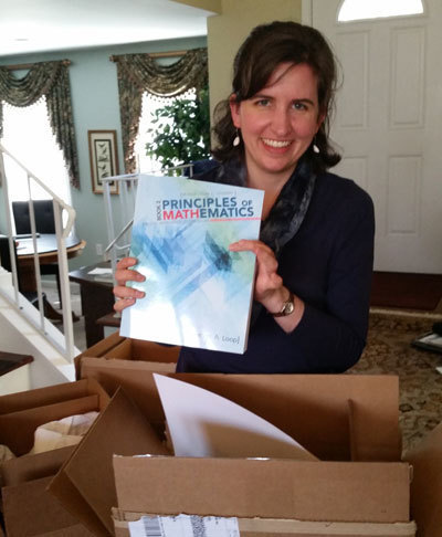 Math Curriculum Arrives