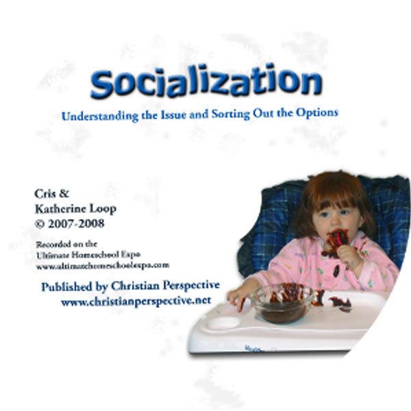 Socialization CD
