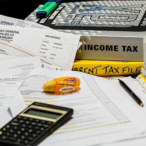 Math & Taxes